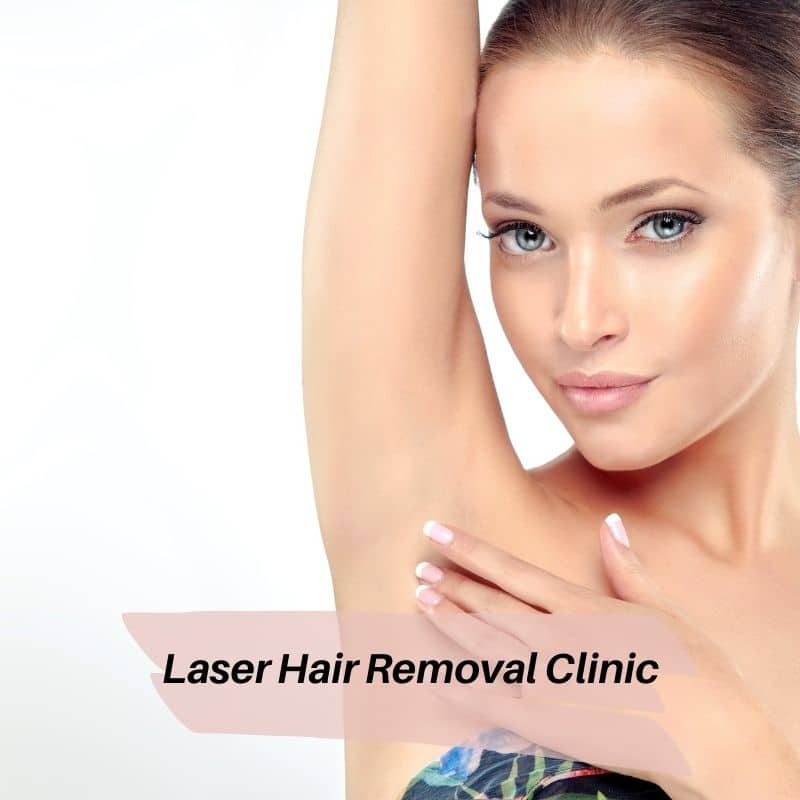 The Laser Hair Removal Clinic
