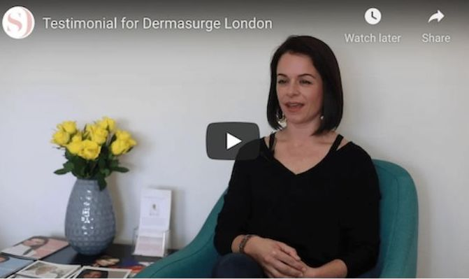 Patient Review about experience at Dermasurge Clinic