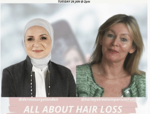What dermatologists want you to know about hair loss