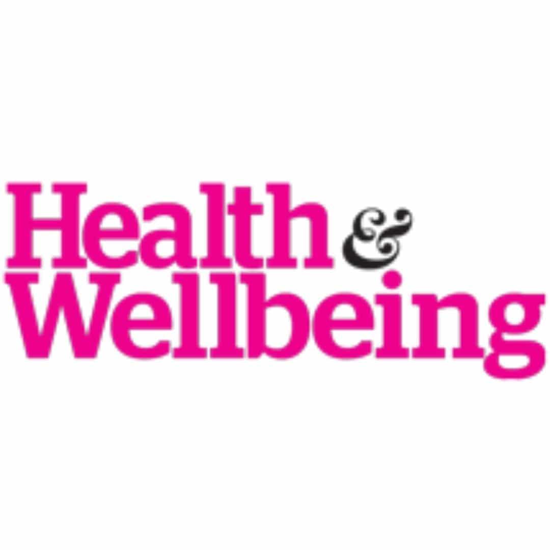 Health and welbing magazine logo
